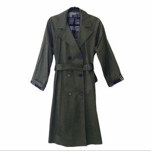 M&S Cotton Mac Trench Coat